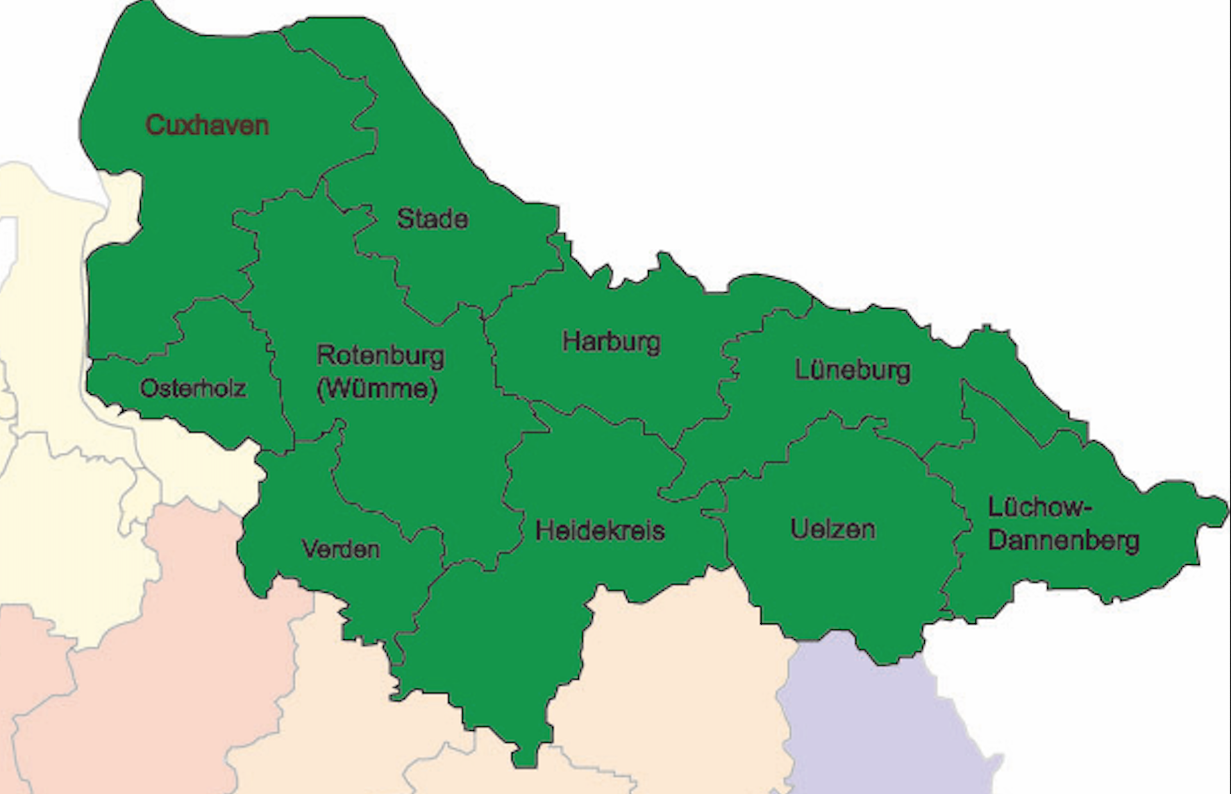 Regionalvertretung Lüneburg