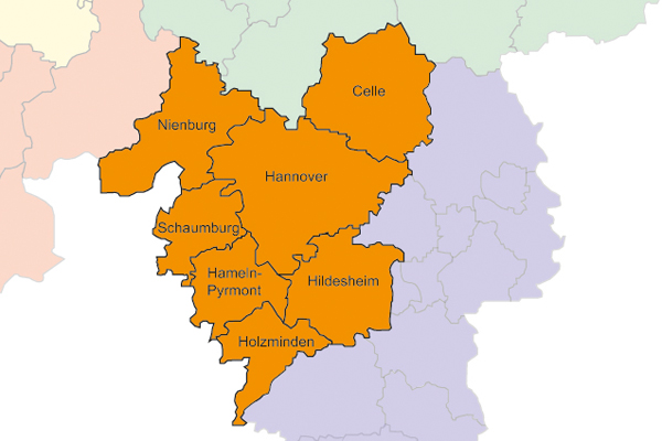 Regionalvertretung Hannover