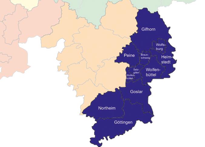 Regionalvertretung Braunschweig